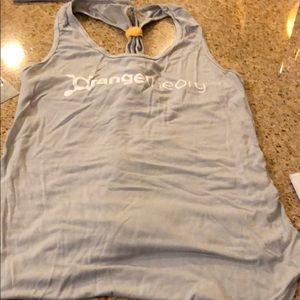 🍊 Orangetheory tank snd sweat towel